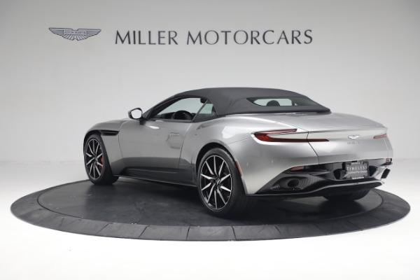Used 2019 Aston Martin DB11 Volante for sale $209,900 at Maserati of Greenwich in Greenwich CT 06830 15