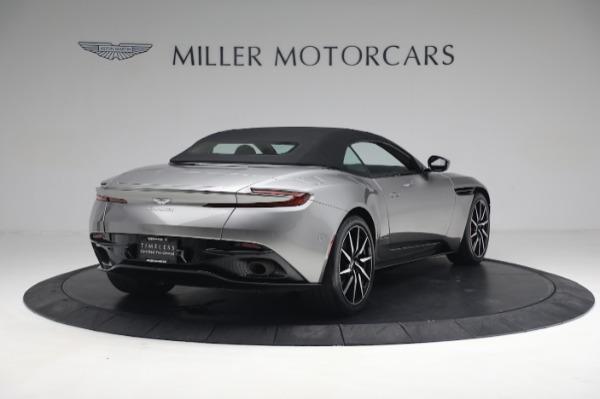 Used 2019 Aston Martin DB11 Volante for sale $209,900 at Maserati of Greenwich in Greenwich CT 06830 16