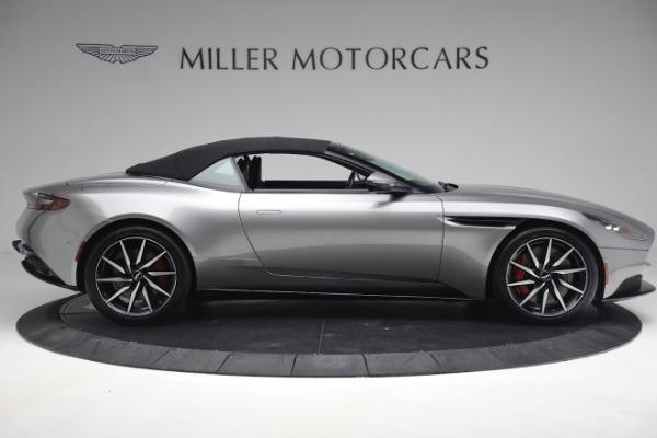 Used 2019 Aston Martin DB11 Volante for sale $209,900 at Maserati of Greenwich in Greenwich CT 06830 17