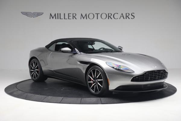 Used 2019 Aston Martin DB11 Volante for sale $209,900 at Maserati of Greenwich in Greenwich CT 06830 18