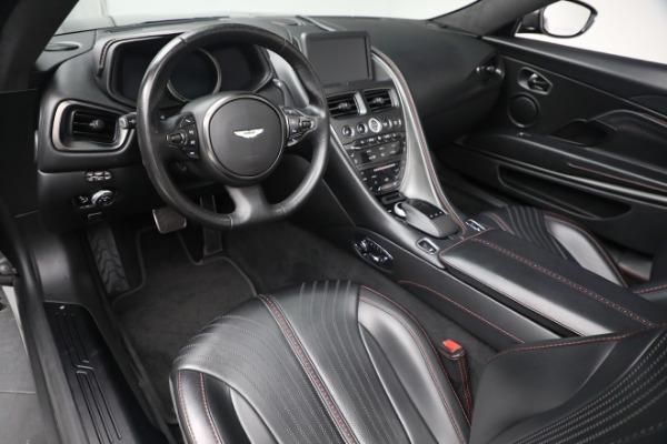 Used 2019 Aston Martin DB11 Volante for sale $209,900 at Maserati of Greenwich in Greenwich CT 06830 19