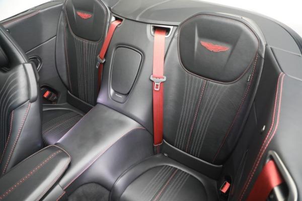 Used 2019 Aston Martin DB11 Volante for sale $209,900 at Maserati of Greenwich in Greenwich CT 06830 28