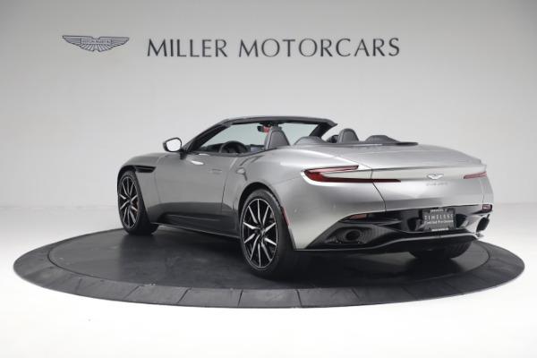 Used 2019 Aston Martin DB11 Volante for sale $209,900 at Maserati of Greenwich in Greenwich CT 06830 4
