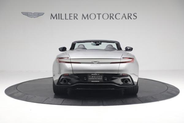Used 2019 Aston Martin DB11 Volante for sale $209,900 at Maserati of Greenwich in Greenwich CT 06830 5