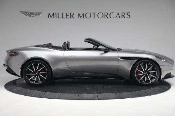 Used 2019 Aston Martin DB11 Volante for sale $209,900 at Maserati of Greenwich in Greenwich CT 06830 8