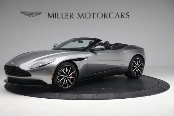 Used 2019 Aston Martin DB11 Volante for sale $209,900 at Maserati of Greenwich in Greenwich CT 06830 1
