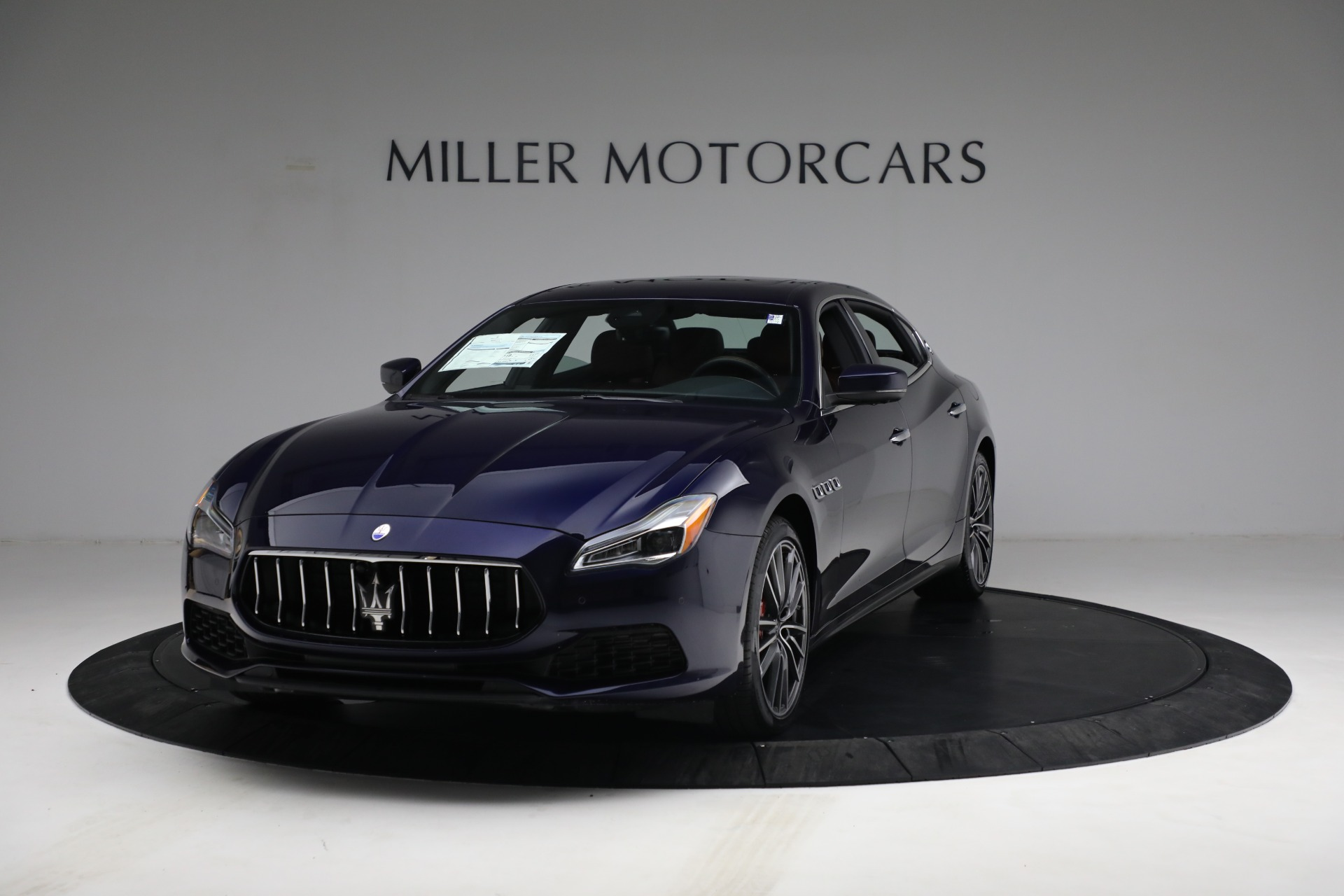 New 2021 Maserati Quattroporte S Q4 for sale $121,749 at Maserati of Greenwich in Greenwich CT 06830 1