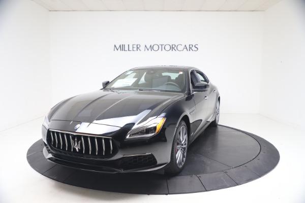 New 2021 Maserati Quattroporte S Q4 GranLusso for sale $129,135 at Maserati of Greenwich in Greenwich CT 06830 12