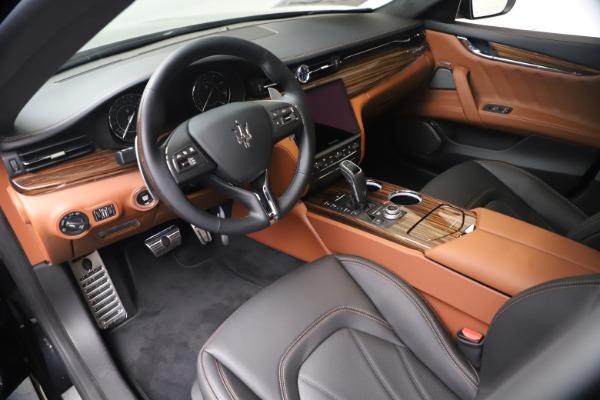 New 2021 Maserati Quattroporte S Q4 GranLusso for sale $129,135 at Maserati of Greenwich in Greenwich CT 06830 13