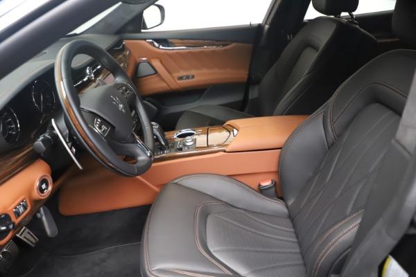 New 2021 Maserati Quattroporte S Q4 GranLusso for sale $129,135 at Maserati of Greenwich in Greenwich CT 06830 14