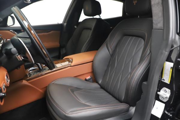 New 2021 Maserati Quattroporte S Q4 GranLusso for sale $129,135 at Maserati of Greenwich in Greenwich CT 06830 15