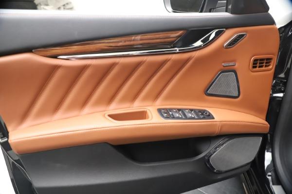 New 2021 Maserati Quattroporte S Q4 GranLusso for sale $129,135 at Maserati of Greenwich in Greenwich CT 06830 16