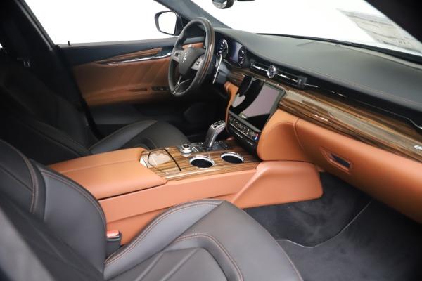 New 2021 Maserati Quattroporte S Q4 GranLusso for sale $129,135 at Maserati of Greenwich in Greenwich CT 06830 18
