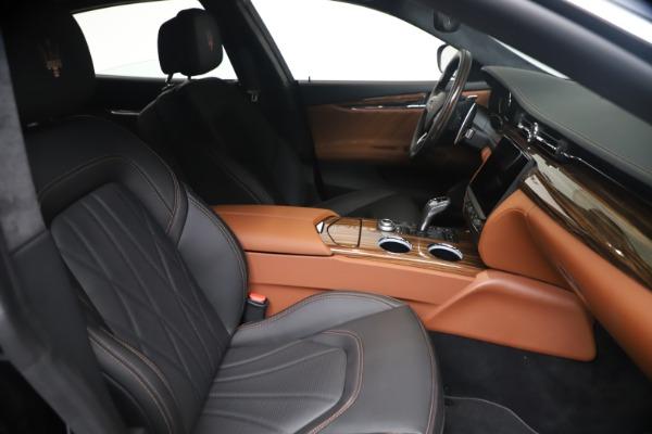 New 2021 Maserati Quattroporte S Q4 GranLusso for sale $129,135 at Maserati of Greenwich in Greenwich CT 06830 19