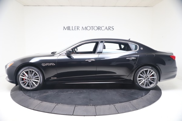 New 2021 Maserati Quattroporte S Q4 GranLusso for sale $129,135 at Maserati of Greenwich in Greenwich CT 06830 2