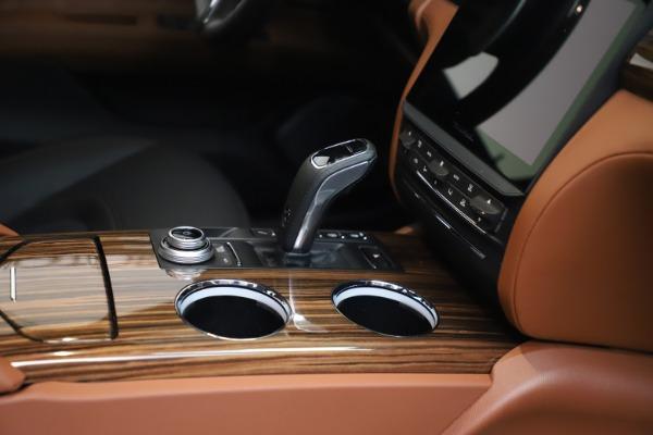 New 2021 Maserati Quattroporte S Q4 GranLusso for sale $129,135 at Maserati of Greenwich in Greenwich CT 06830 22