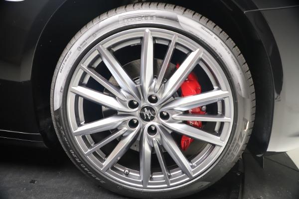 New 2021 Maserati Quattroporte S Q4 GranLusso for sale $129,135 at Maserati of Greenwich in Greenwich CT 06830 24
