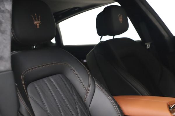 New 2021 Maserati Quattroporte S Q4 GranLusso for sale $129,135 at Maserati of Greenwich in Greenwich CT 06830 25