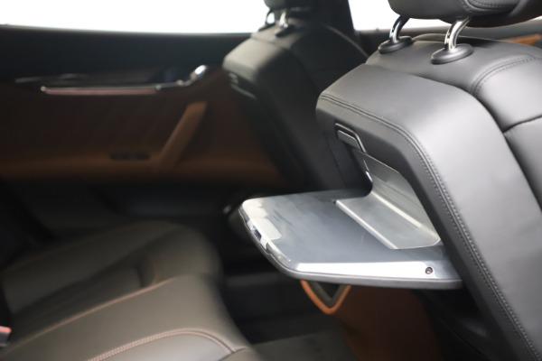 New 2021 Maserati Quattroporte S Q4 GranLusso for sale $129,135 at Maserati of Greenwich in Greenwich CT 06830 26