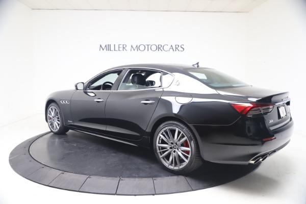 New 2021 Maserati Quattroporte S Q4 GranLusso for sale $129,135 at Maserati of Greenwich in Greenwich CT 06830 4