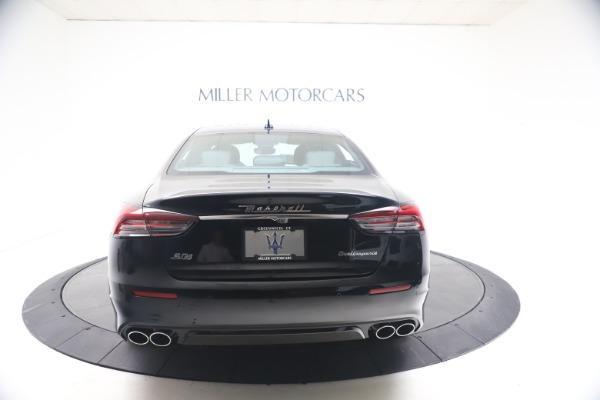 New 2021 Maserati Quattroporte S Q4 GranLusso for sale $129,135 at Maserati of Greenwich in Greenwich CT 06830 5