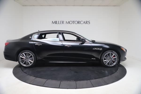 New 2021 Maserati Quattroporte S Q4 GranLusso for sale $129,135 at Maserati of Greenwich in Greenwich CT 06830 8