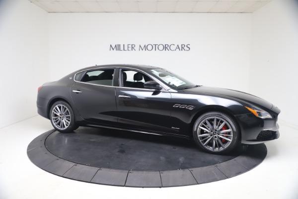 New 2021 Maserati Quattroporte S Q4 GranLusso for sale $129,135 at Maserati of Greenwich in Greenwich CT 06830 9