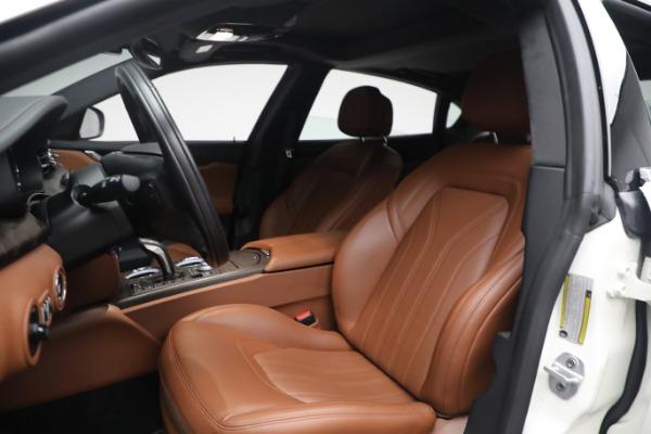 New 2021 Maserati Quattroporte S Q4 GranLusso for sale $120,599 at Maserati of Greenwich in Greenwich CT 06830 13