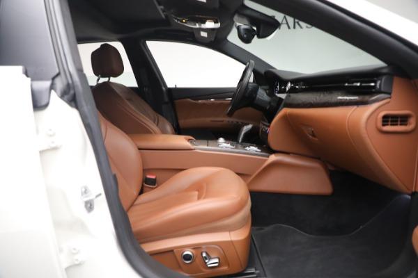 New 2021 Maserati Quattroporte S Q4 GranLusso for sale $120,599 at Maserati of Greenwich in Greenwich CT 06830 14