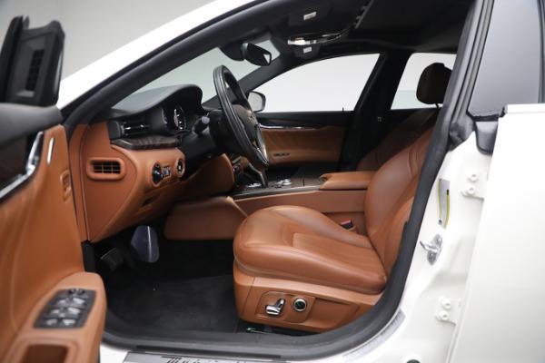 New 2021 Maserati Quattroporte S Q4 GranLusso for sale $120,599 at Maserati of Greenwich in Greenwich CT 06830 15