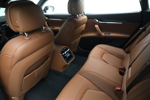 New 2021 Maserati Quattroporte S Q4 GranLusso for sale $120,599 at Maserati of Greenwich in Greenwich CT 06830 16