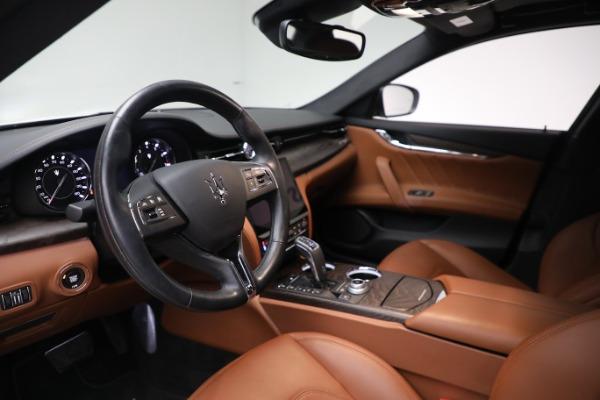New 2021 Maserati Quattroporte S Q4 GranLusso for sale $120,599 at Maserati of Greenwich in Greenwich CT 06830 17