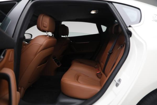 New 2021 Maserati Quattroporte S Q4 GranLusso for sale $120,599 at Maserati of Greenwich in Greenwich CT 06830 18