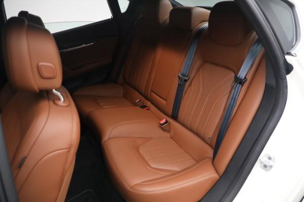 New 2021 Maserati Quattroporte S Q4 GranLusso for sale $120,599 at Maserati of Greenwich in Greenwich CT 06830 20