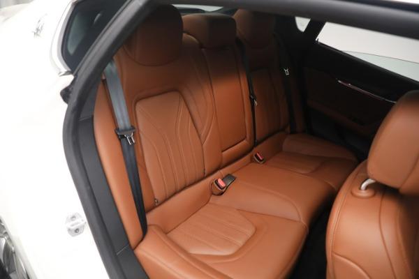 New 2021 Maserati Quattroporte S Q4 GranLusso for sale $120,599 at Maserati of Greenwich in Greenwich CT 06830 21