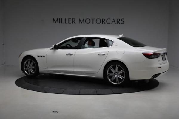 New 2021 Maserati Quattroporte S Q4 GranLusso for sale $120,599 at Maserati of Greenwich in Greenwich CT 06830 4