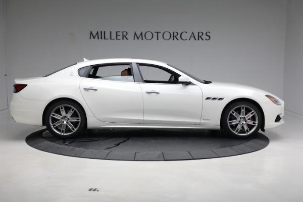 New 2021 Maserati Quattroporte S Q4 GranLusso for sale $120,599 at Maserati of Greenwich in Greenwich CT 06830 9