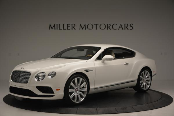 New 2016 Bentley Continental GT V8 for sale Sold at Maserati of Greenwich in Greenwich CT 06830 2