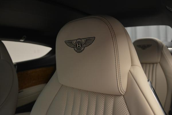 New 2016 Bentley Continental GT V8 for sale Sold at Maserati of Greenwich in Greenwich CT 06830 21