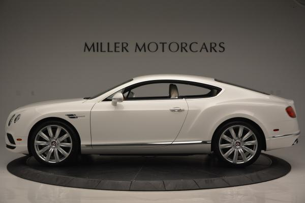 New 2016 Bentley Continental GT V8 for sale Sold at Maserati of Greenwich in Greenwich CT 06830 3