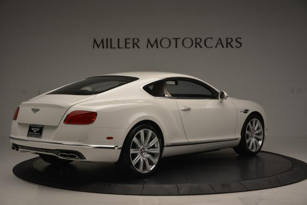 New 2016 Bentley Continental GT V8 for sale Sold at Maserati of Greenwich in Greenwich CT 06830 8