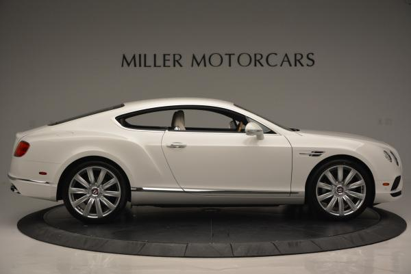 New 2016 Bentley Continental GT V8 for sale Sold at Maserati of Greenwich in Greenwich CT 06830 9