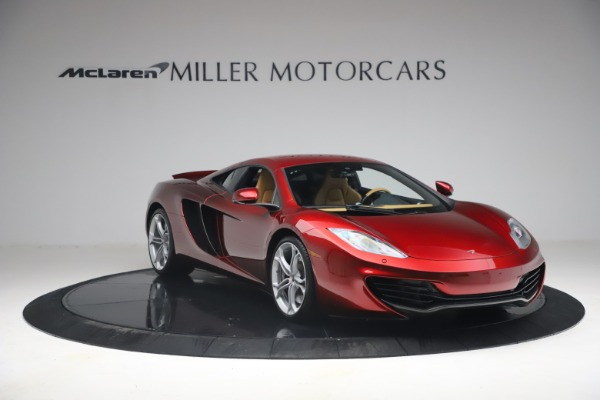 Used 2012 McLaren MP4-12C for sale Call for price at Maserati of Greenwich in Greenwich CT 06830 10
