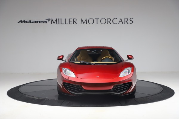Used 2012 McLaren MP4-12C for sale Call for price at Maserati of Greenwich in Greenwich CT 06830 11