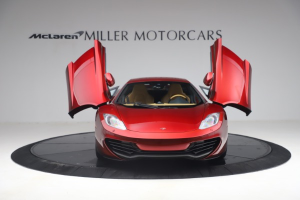 Used 2012 McLaren MP4-12C for sale Call for price at Maserati of Greenwich in Greenwich CT 06830 12