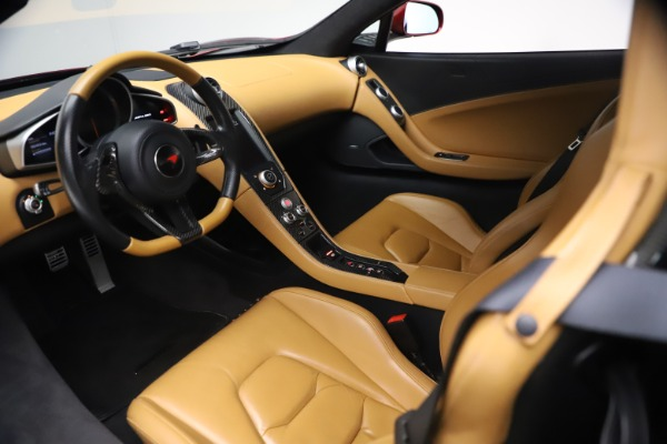 Used 2012 McLaren MP4-12C for sale Call for price at Maserati of Greenwich in Greenwich CT 06830 15