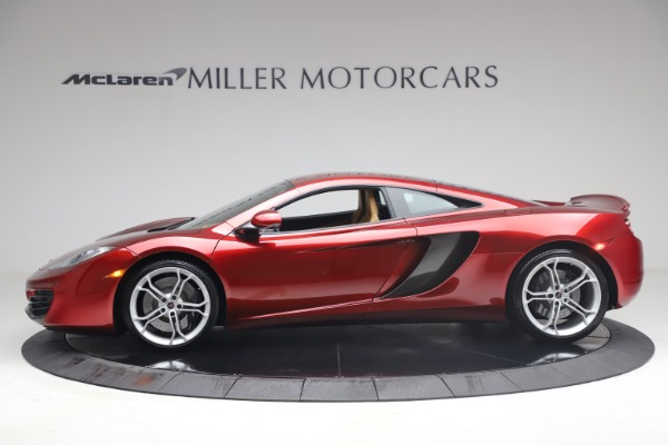 Used 2012 McLaren MP4-12C for sale Call for price at Maserati of Greenwich in Greenwich CT 06830 2