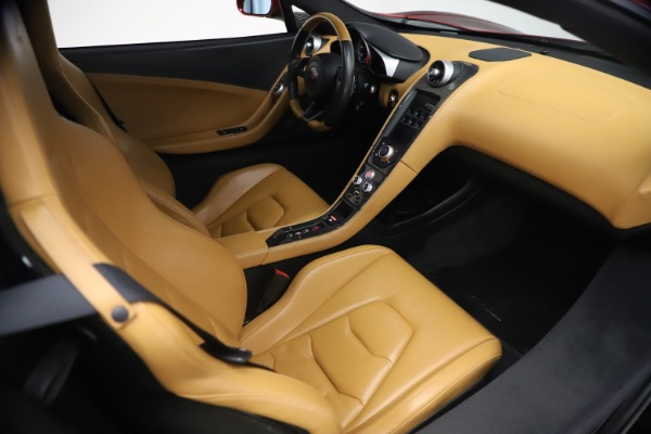 Used 2012 McLaren MP4-12C for sale Call for price at Maserati of Greenwich in Greenwich CT 06830 20