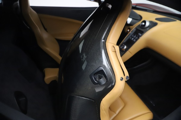 Used 2012 McLaren MP4-12C for sale Call for price at Maserati of Greenwich in Greenwich CT 06830 23