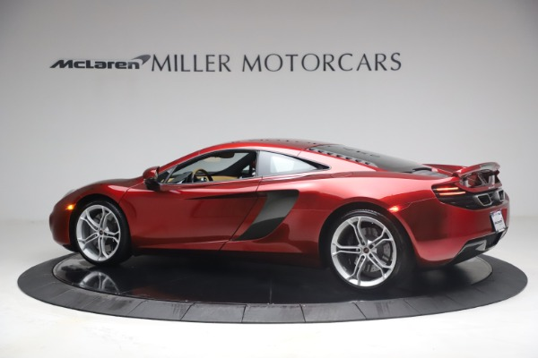 Used 2012 McLaren MP4-12C for sale Call for price at Maserati of Greenwich in Greenwich CT 06830 3
